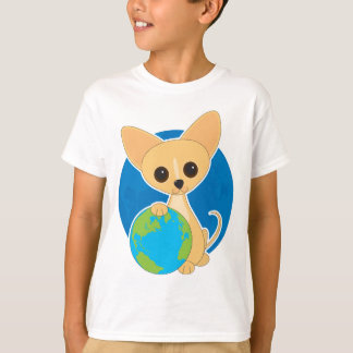 Chihuahua Earth Day T-Shirt