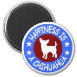 Chihuahua Fridge Magnet