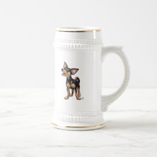 Chihuahua Gifts & Accessories 18 Oz Beer Stein