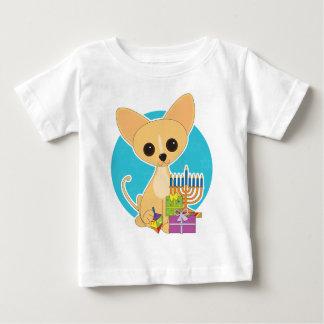 Chihuahua Hanukkah Baby T-Shirt