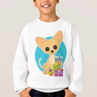 Chihuahua Hanukkah Sweatshirt