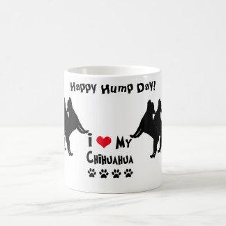 Chihuahua Happy Hump Day Mug