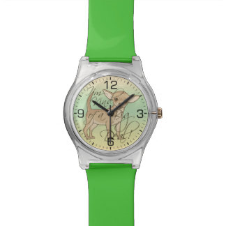 Chihuahua I'm Kind of a Big Deal Graphic Design Wrist Watch