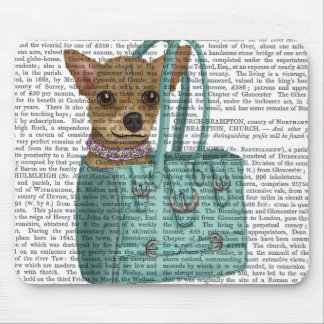 Chihuahua In Bag Mouse Mat