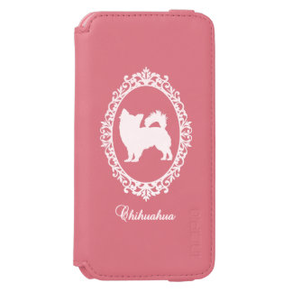 Chihuahua in mirror incipio watson™ iPhone 6 wallet case