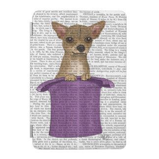 Chihuahua in Top Hat iPad Mini Cover