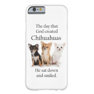 Chihuahua iPhone 6 case