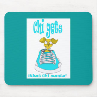 Chihuahua Junkie Mouse Pad