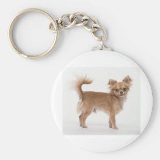 Chihuahua Key Ring