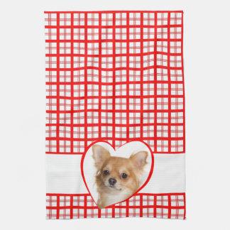 Chihuahua Kitchen Towel #1