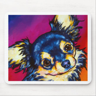 Chihuahua LC black and tan Mousepads