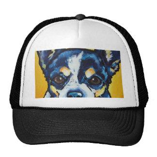 Chihuahua LC Black Tri (Lorenzo) Trucker Hat