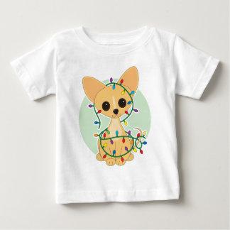 Chihuahua Lights Baby T-Shirt