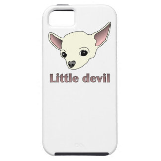 chihuahua Little devil mug iPhone 5 Covers