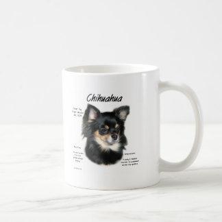 Chihuahua (long) History Design Coffee Mugs