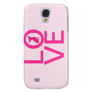 Chihuahua love pink dog cute iPhone 3 case gift