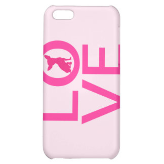 Chihuahua love pink dog cute iphone 4 case gift
