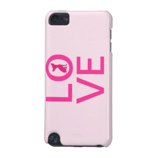 Chihuahua love pink dog cute iPod Touch 4G case iPod Touch 5G Covers