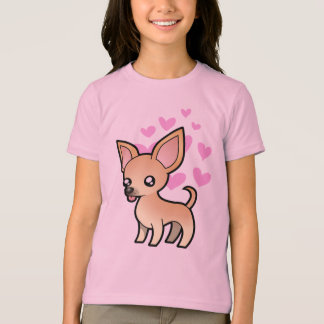 Chihuahua Love (smooth coat) T-Shirt
