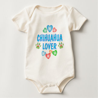 CHIHUAHUA LOVER BABY BODYSUIT