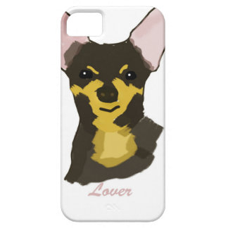 Chihuahua Lover iPhone 5/5S Covers