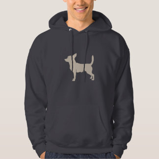 Chihuahua Lovers Classic Design Hoodie