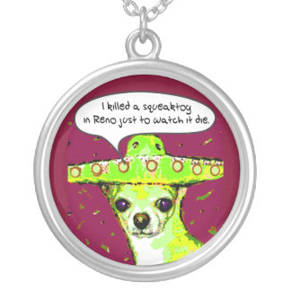 Chihuahua Lovers Necklaces