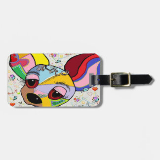 Chihuahua Luggage Tag
