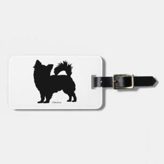 Chihuahua luggage tag chihuahua Luggage tag