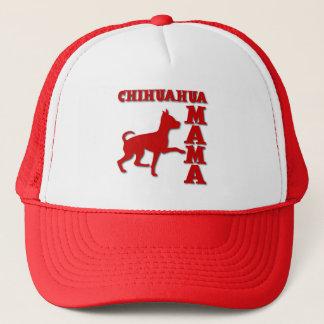 CHIHUAHUA MAMA TRUCKER HAT