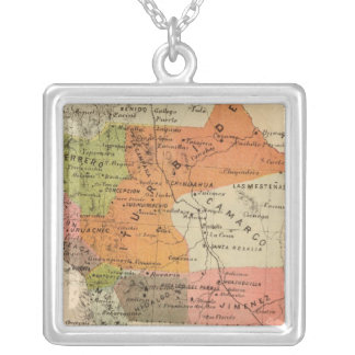 Chihuahua, Mexico Silver Plated Necklace