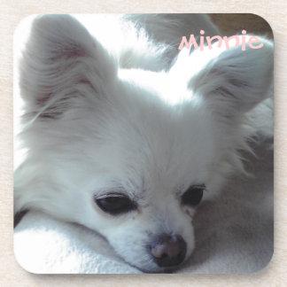 Chihuahua Minnie コースター