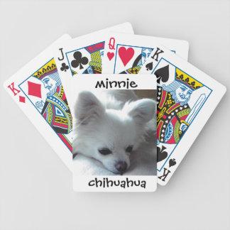 Chihuahua Minnie トランプデック