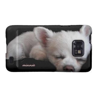 Chihuahua Minnie Samsung Galaxy SII Case