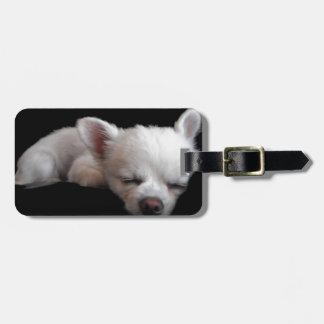 Chihuahua Minnie Luggage Tag