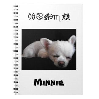 Chihuahua Minnie Journal