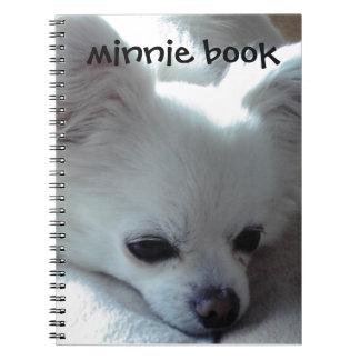 Chihuahua Minnie Notebooks