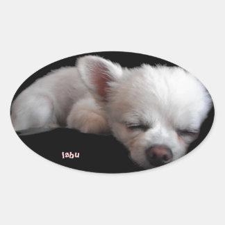 Chihuahua Minnie Sticker