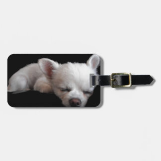 Chihuahua Minnie Tags For Bags