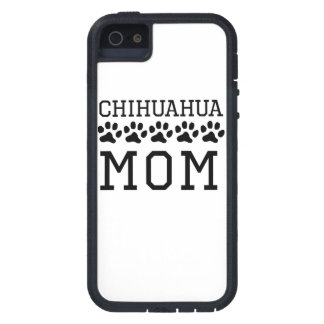 Chihuahua Mom iPhone 5/5S Cover