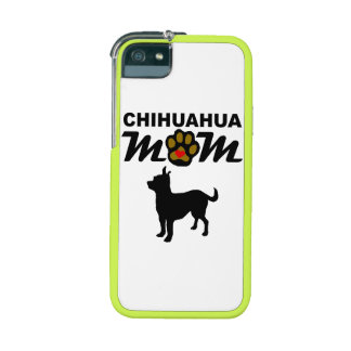 Chihuahua Mom Case For iPhone 5