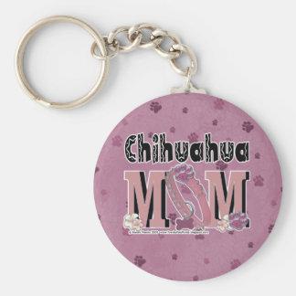 Chihuahua MOM Key Ring