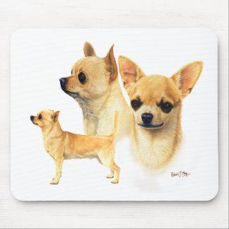 Chihuahua Mouse Mat