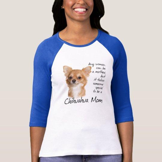 Chihuahua Mum Shirt