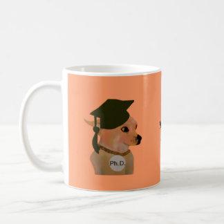 Chihuahua Ph.D. Mug