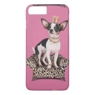 Chihuahua Princess iPhone 7 Plus Case