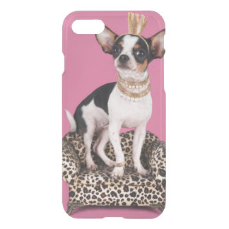 Chihuahua Princess iPhone 8/7 Case