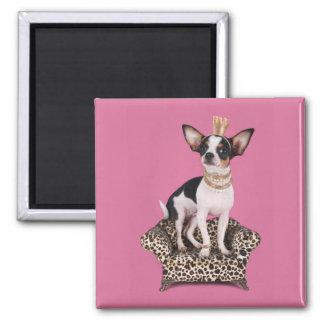 Chihuahua Princess Magnet