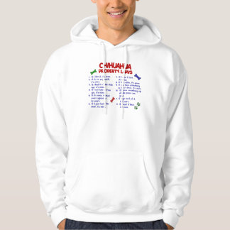 CHIHUAHUA Property Laws 2 Hoodie