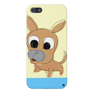 Chihuahua Puppy iPhone 5 Case